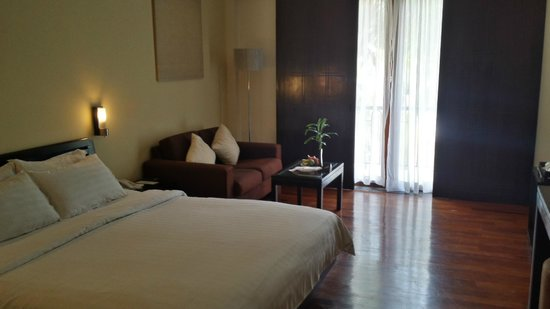 Lotus Blanc Resort: Room