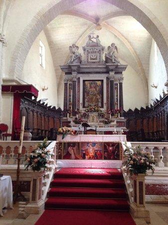Citadel of Castelsardo: La cattedrale