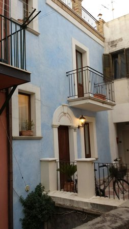 Residenza Sveva: Una delle casette