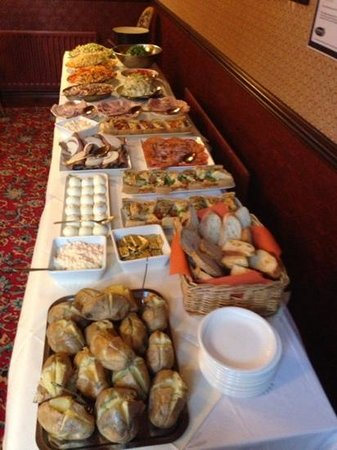 Daleside Arms: Quality Buffets Available