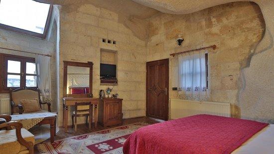 Vezir Cave Suites: Room 109 ( Deluxe Suite )