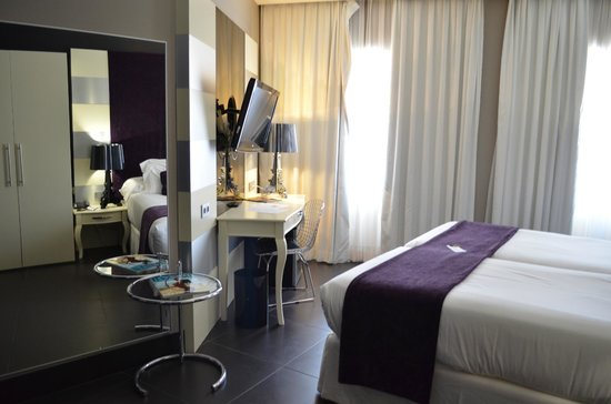 Eurostars Sevilla Boutique: Room 301