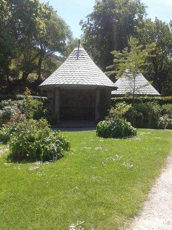 Castillo Glenveagh: Glenveagh Gardens