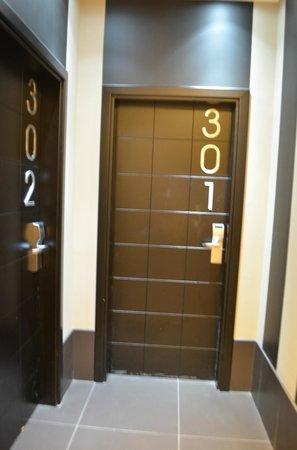 Eurostars Sevilla Boutique : Room 301