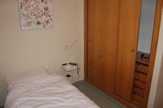 Aura Park Nord: chambre pour une personne