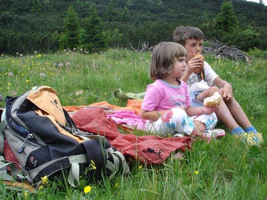 Hotel Piz Galin: Escursioni