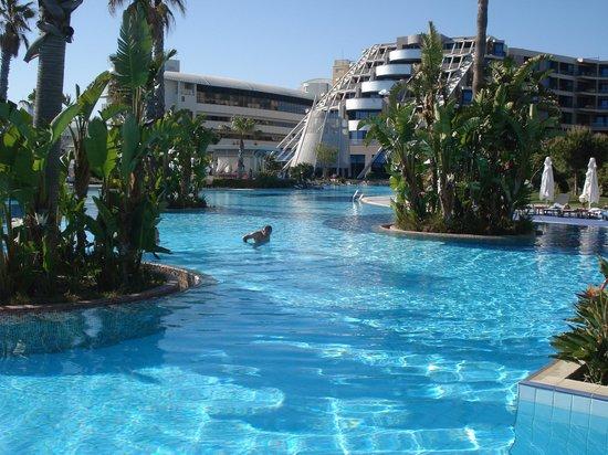 Susesi Luxury Resort : Outside view