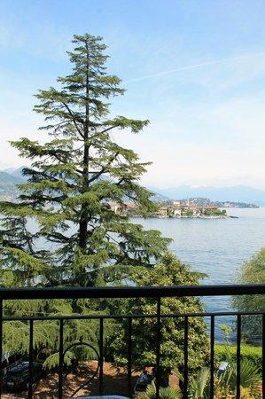 Hotel Villa Ruscello: Panorama dalla camera n° 8