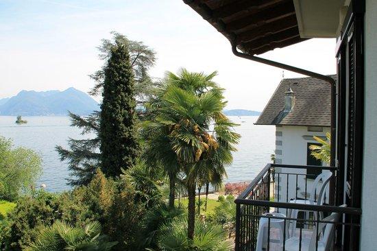 Hotel Villa Ruscello: Vista dalla camera n° 8