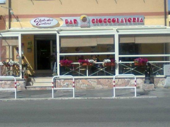 Monterotondo, Italien: club dei golosi