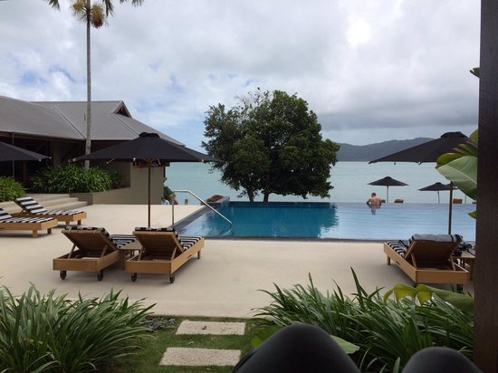Qualia Resort: Main pool