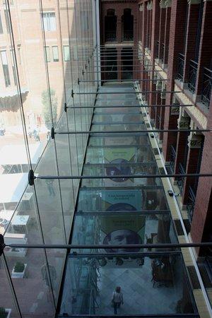 Palau de la Musica Orfeo Catala: Area moderna