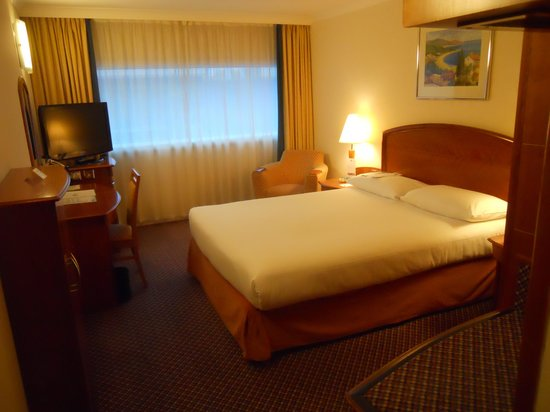Hyatt Place London Heathrow Airport: Bedroom