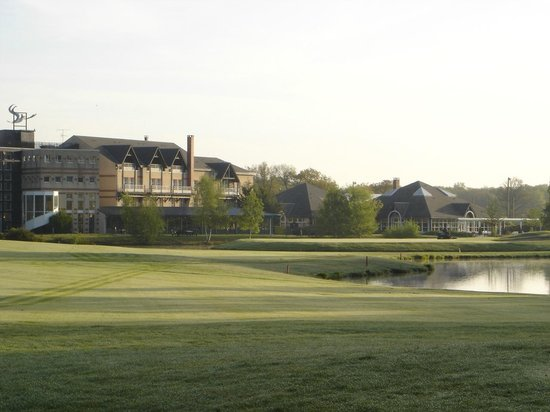 Domaine des Portes de Sologne Hotel: Golf et Portes de Sologne