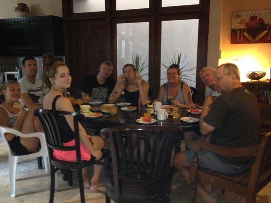 Kuta Luxury Villas - Turquoise Villa: Complimentary Breakfast