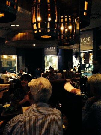 Kyloe Restaurant at Rutland Hotel: Kyloe