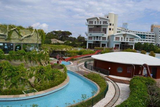 Cornelia Diamond Golf Resort & Spa: overview