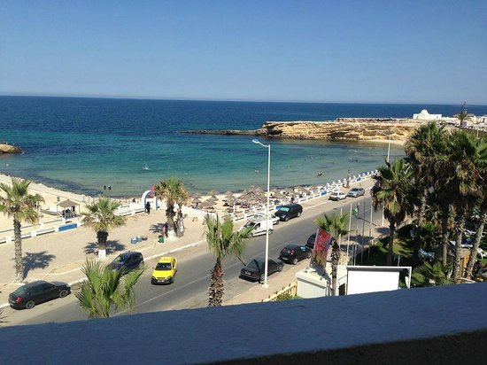 Delphin Ribat: View from the room