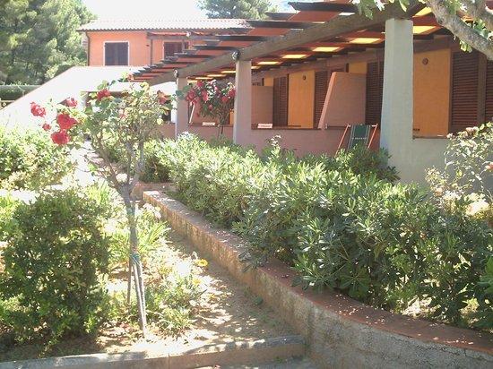 Residence Le Grazie Est: bilocali B2 piano terra