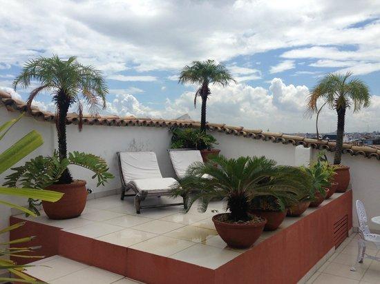 Villa Bahia: rooftop