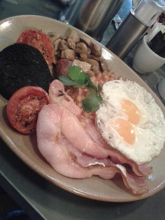 The Orange Tree: The fabulous breakfast