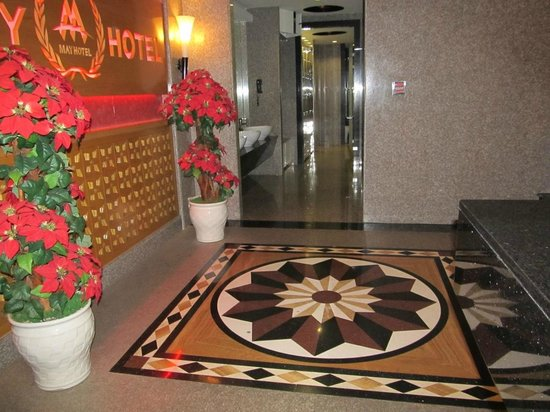 May Hotel : centre de remise en forme