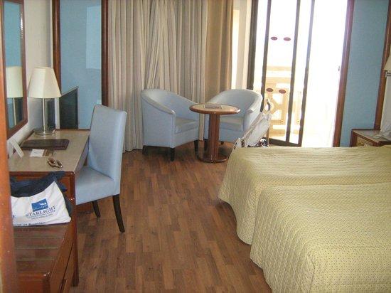 St Raphael Resort: номер