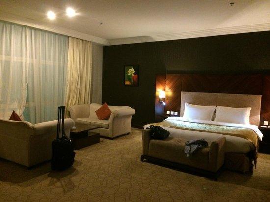 Swiss-Belhotel Doha: Room from TV