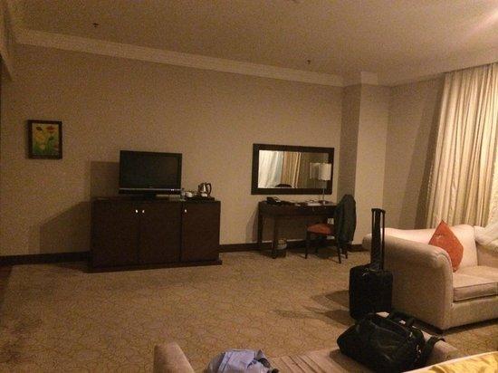 Swiss-Belhotel Doha: Room from Bed