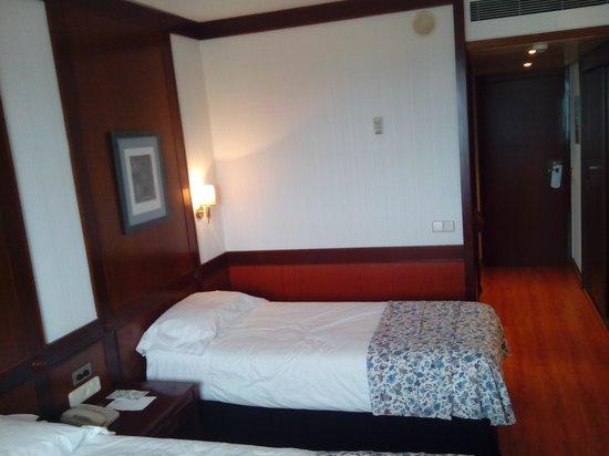 Santemar Hotel: habitación