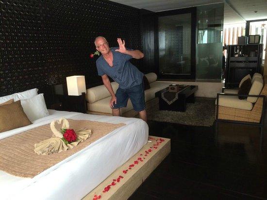 Anantara Seminyak Bali Resort: pool access suite
