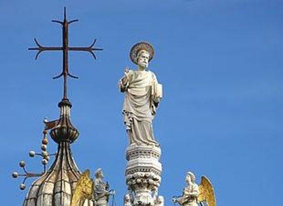 Basilique Saint-Marc : Foto di particolare