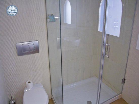 Hotel La Chancla: Baño