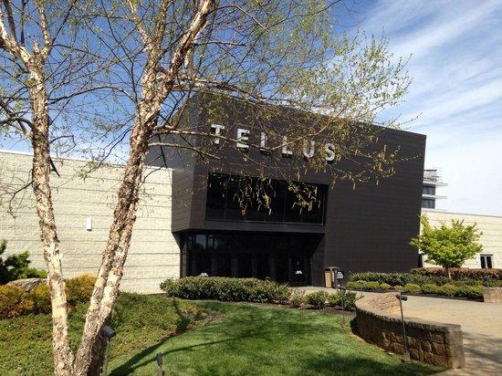Tellus Science Museum : The museum