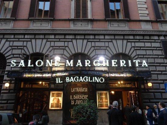 Le Stanze di Nico: Salone Margherita, Via dei Due Macelli, 75