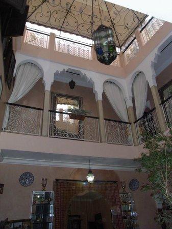 Riad Bahia : Innenhof