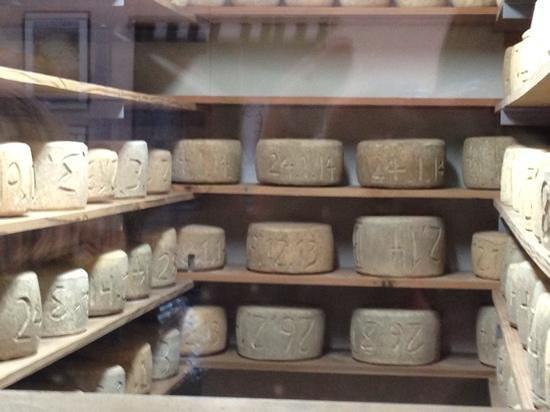 Bruny Island Safaris: Bruny Island Cheese shop