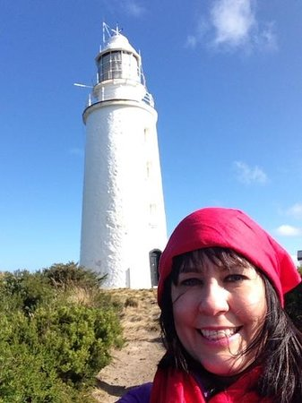 Bruny Island Safaris: Windswept at Bruny