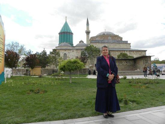 Konya Dervish Otel: Mevlana