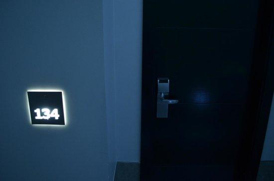 Hotel Regina: Room 134 - aircon FAIL