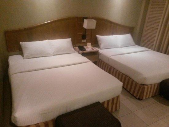 Amorita Resort: hotel room