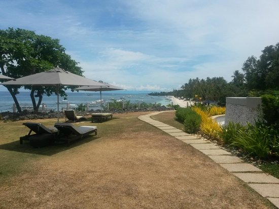 Amorita Resort: the swimming pool area