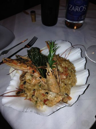 Ergospasio Restaurant: Risotto