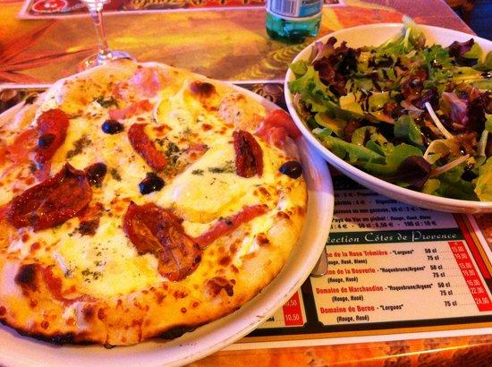 La Bastide du Pizzaiolo: Une délicieuse charmeuse