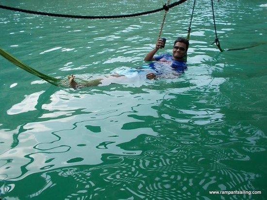 Rampant Sailing: hammock