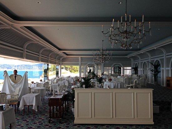 Hotel du Cap Eden-Roc : Ресторан