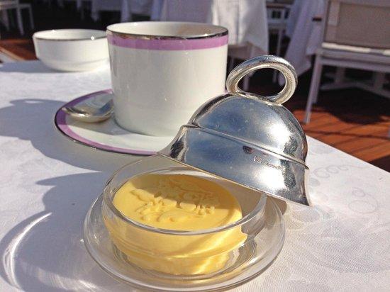 Hotel du Cap Eden-Roc : Завтрак
