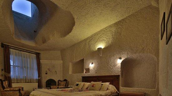 Vezir Cave Suites: Room 102 ( Kış Evi )