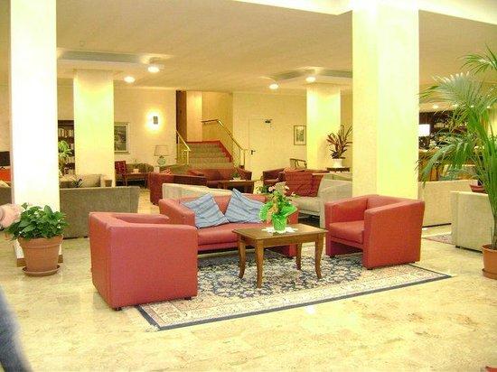 Marco Polo Terme: Hall hotel