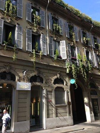 Antica Locanda dei Mercanti: The Hotel